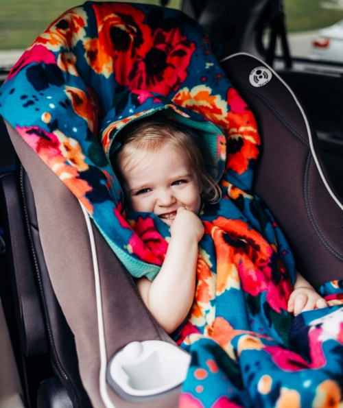 why purchase car seat poncho