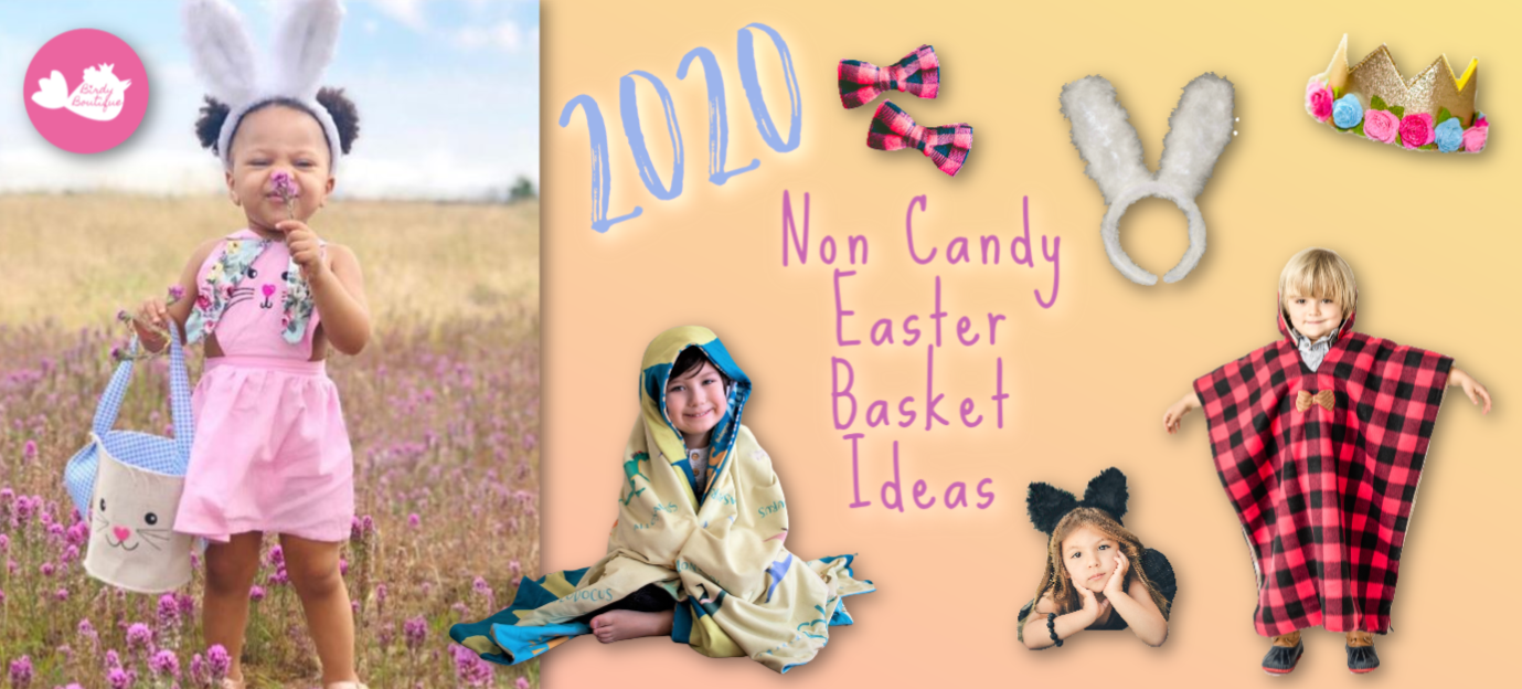 2020 Non Candy Easter Basket Idea