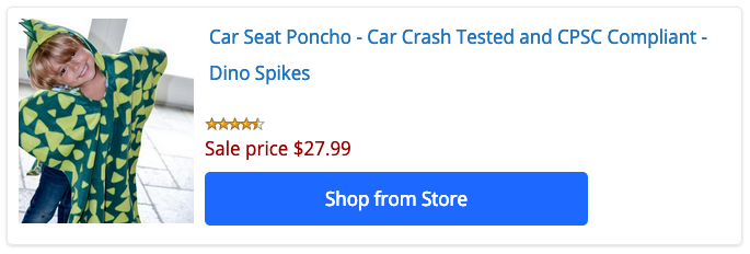car safety poncho