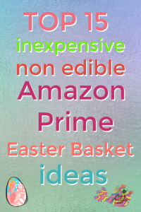 Easter Basket Stuffer Ideas 2019