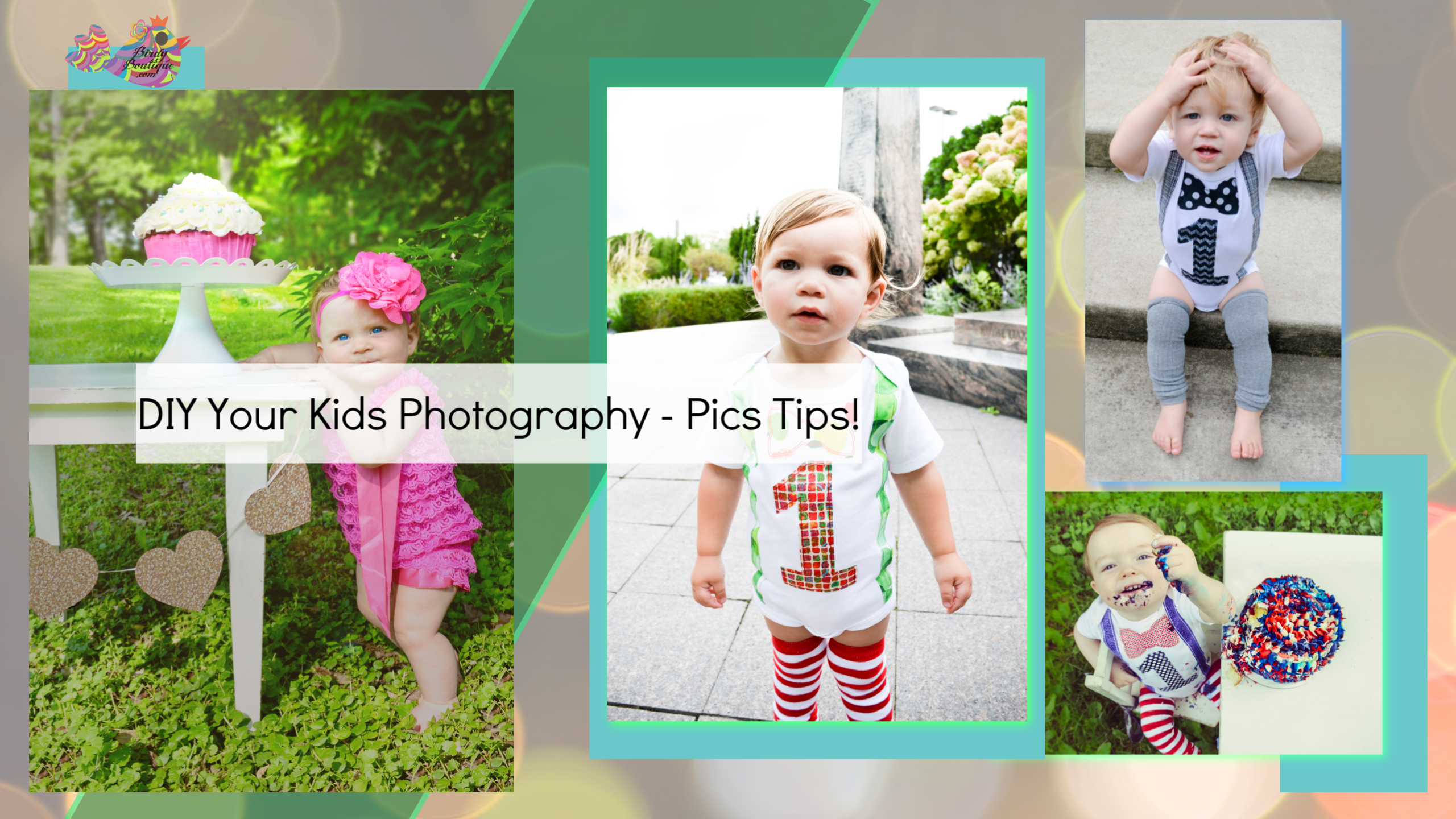 Photo Tips How to Be a Momtographer