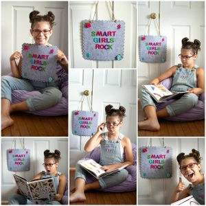 Letter Board for Girls Bedroom Alphabet Set Kit