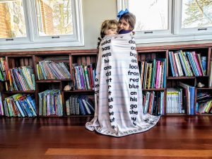 Fun Sight Word Activity Blanket Kids