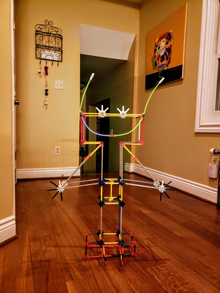Knex building toy ideas